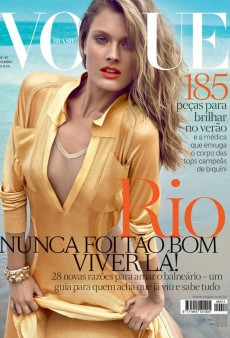 Vogue Brazil Gets Beachy With Constance Jablonski for November (Forum Buzz)