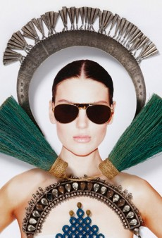 Sass & Bide's Sophomore Eyewear Collection Packs a Graphic Punch