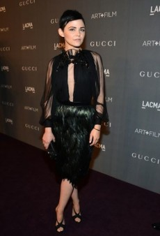 Ginnifer Goodwin Impresses in Gucci and Other Best Dressed Celebs of the Week