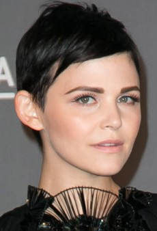 Go Mod with Ginnifer Goodwin's Pink 60s Look