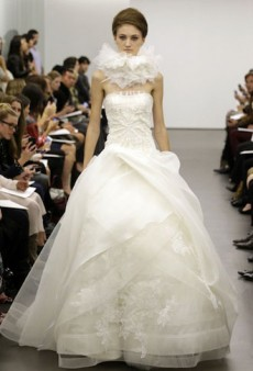 The 20 Most Beautiful Bridal Gowns of 2013