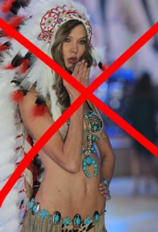 Victoria's Secret to Pull Karlie Kloss' Native American Headdress Look For Broadcast