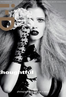 Lara Stone and Laetitia Casta Look Jaw-Droppingly Amazing for i-D's 'Wise Up Issue' (Forum Buzz)