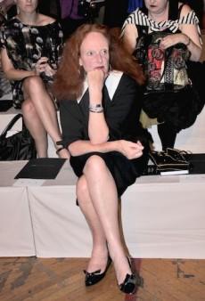Grace Coddington Does Give a Good Interview