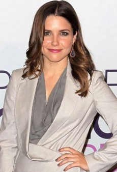Look of the Day: Sophia Bush Suits Up in Vivienne Westwood