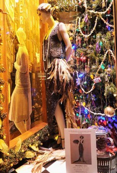 New York City's Holiday Windows 2012