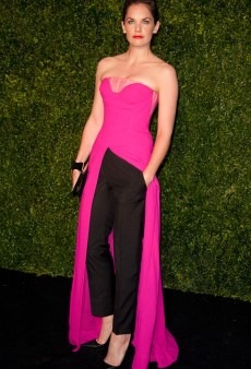 Ruth Wilson Pulls Off Dior's Pants-Dress Combo (Forum Buzz)