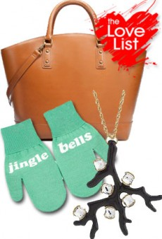Fashionista on a Budget: The Love List