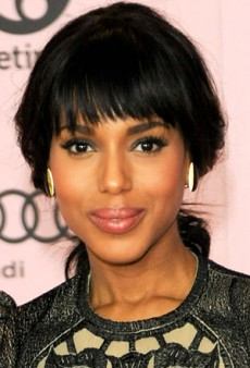 Get Fresh, Glowing Skin Like Kerry Washington