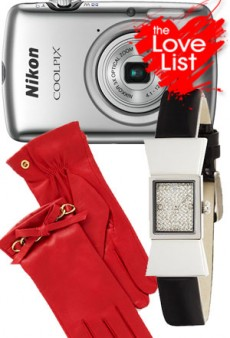 Little Luxuries: The Love List
