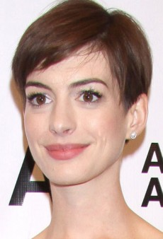Get Anne Hathaway's Simple Party Look for Just $45