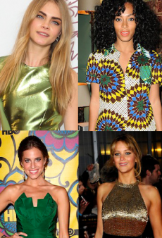 "Year in Review: Top 12 ""It Girls"" of 2012"