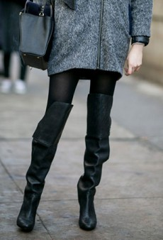 7 Ways to Nail Over-the-Knee Boots This Season