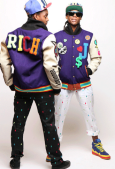 Designer to Watch: Dee and Ricky