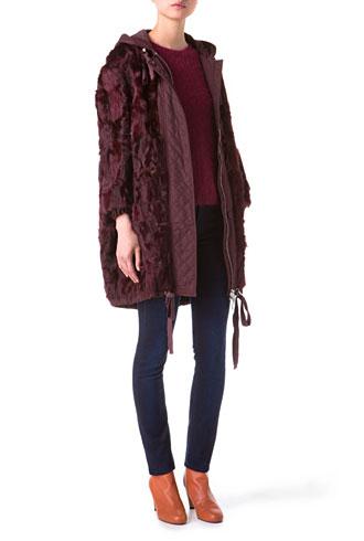 Bimba y Lola coat - forum buys