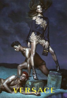 Kate! Daria! Joan! Versace Picks a Stellar Cast for Its Spring 2013 Campaign (Forum Buzz)