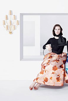 Dior Gets Surreal for Raf Simons' First Ad Campaign (Forum Buzz)