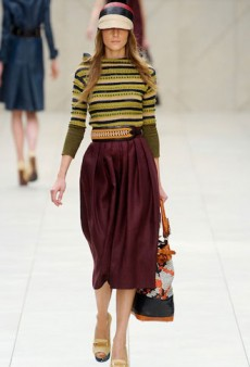 Your New Daytime Office Go-To: The Dirndl Skirt