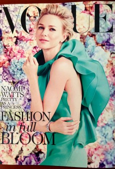 We're Obsessed With Naomi Watts on the Cover of Vogue Australia's February Issue (Forum Buzz)