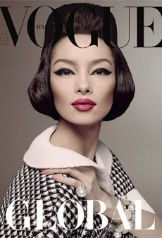 Link Buzz: Fei Fei Sun Channels China Machado for Vogue Italia; Tory Burch is a Billionaire