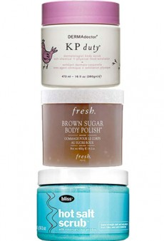 Multi-Tasking Scrubs to Whip Your Winter Skin into Shape
