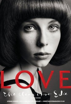 Link Buzz: Edie Campbell for LOVE; Beyonce Might Get Together With H&M