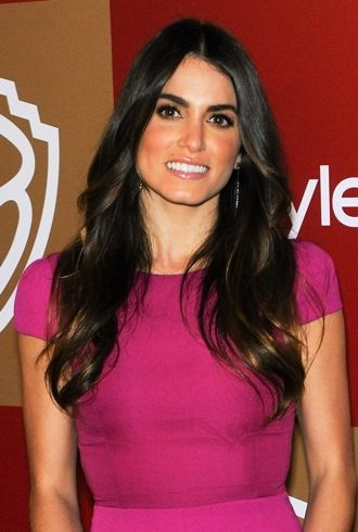 Nikki Reed InStyle and Warner Bros Golden Globe After Party Los Angeles cropped