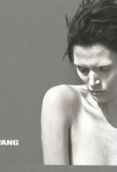 The Model in Alexander Wang's Spring 2013 Ad Campaign is Really White (Forum Buzz)
