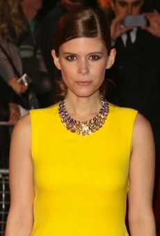 Look of the Day: Kate Mara's Asymmetrical Christian Dior Spring 2013 Dress