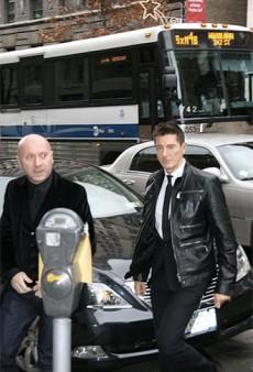 Link Buzz: Dolce & Gabbana Support Galliano's Comeback; Mad Men Season 6 Promo Pics