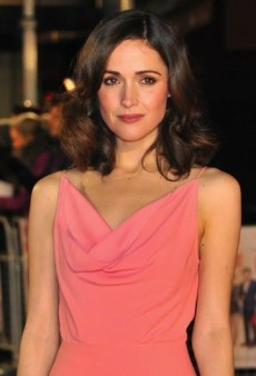 Look of the Day: Rose Byrne's Soft Pink Balenciaga Dress