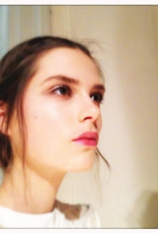 Pat McGrath Shares the Valentino Couture Beauty Look and Other Celeb Twitpics of the Week