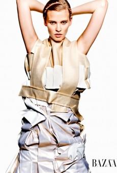 Is Carine Roitfeld Doing a Good Job at Harper's Bazaar? Part 1