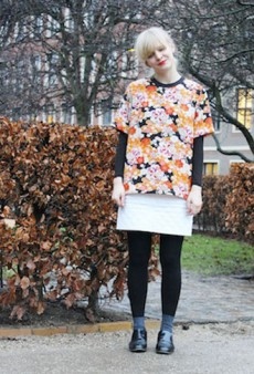 Street Style Chronicles: Copenhagen Fashion Week Fall 2013