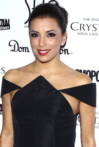 Eva Longoria SHe by Mortons Grand Opening Las Vegas cropped