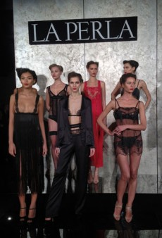 La Perla Fall 2013 Runway Review
