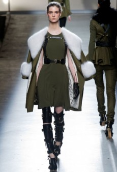 Prabal Gurung Fall 2013 Runway Review