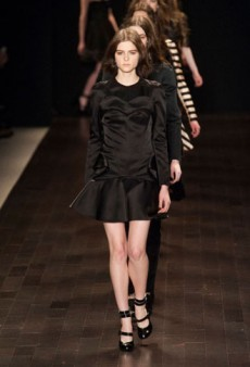 Jill Stuart Fall 2013 Runway Review