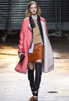 3.1 Phillip Lim Fall 2013 Runway Review