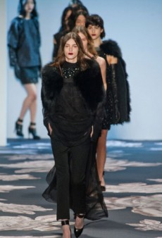 Vera Wang Fall 2013 Runway Review