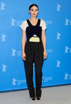 Dark is Definitely Rooney Mara's Color: Three Standout Looks (Forum Buzz)