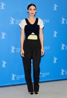 Dark is Definitely Rooney Mara's Color: Three Standout Looks (Forum Buzz)