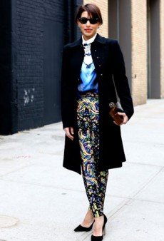 More Street Style Than You Can Handle NYFW (Fall 2013)