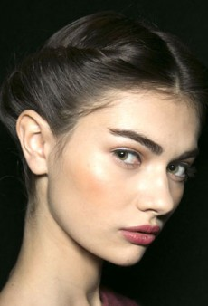 New Neutrals, Gothic Lips and More of Our Favorite Beauty Looks From NYFW