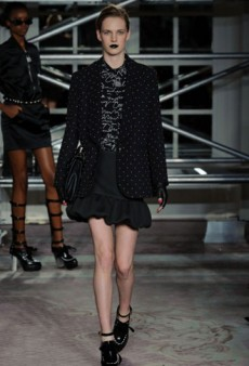 Moschino Cheap & Chic Fall 2013 Runway Review