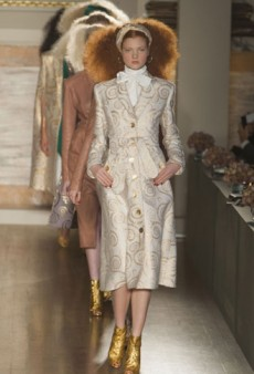 L'Wren Scott Fall 2013 Runway Review