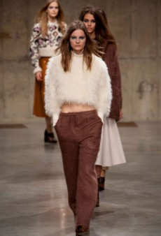 Topshop Unique Fall 2013 Runway Review