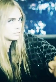 Watch Cara Delevingne & Jourdan Dunn Harlem Shake Backstage at Topshop