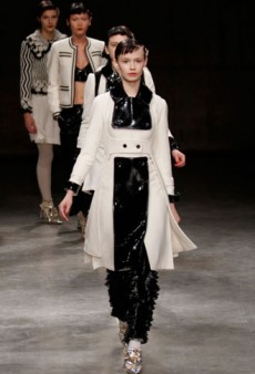 Meadham Kirchhoff Fall 2013 Runway Review