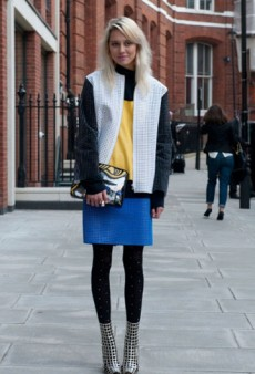 More Street Style Than You Can Handle LFW (Fall 2013)
